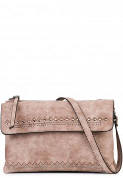 EMILY & NOAH Handtasche mit Reißverschluss Siggi Pink 61890651 oldrose 651