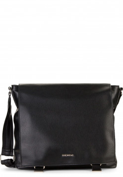 Handtasche mit Überschlag Luna groß