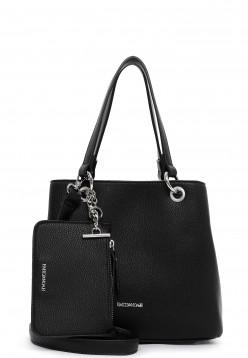 EMILY & NOAH Shopper Dora klein Schwarz 62434100 black 100