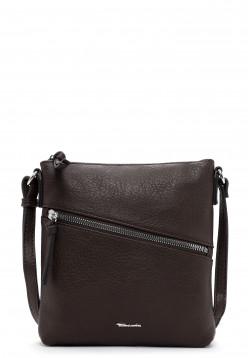 Tamaris Handtasche mit Reißverschluss Alessia groß Braun 30443200 brown 200