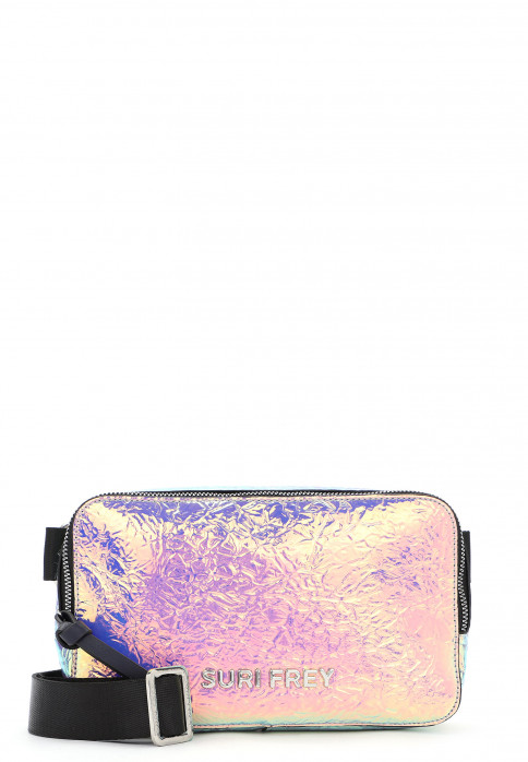 SURI FREY Gürteltasche SURI Black Label Tiffany  Silber 16064830 silver 830