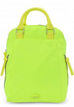 Tamaris Rucksack Anna groß Gelb 30337411 neon-yellow 411