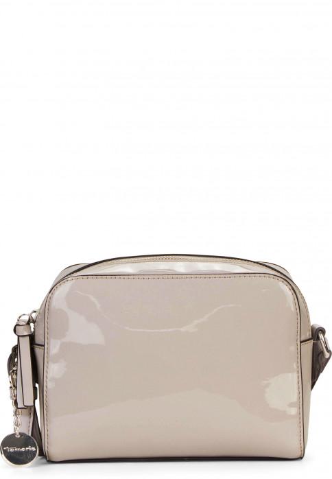 Tamaris Handtasche mit Reißverschluss Angelina mittel Grau 30201810 lightgrey 810