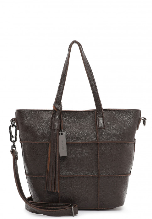 SURI FREY Shopper Amey mittel Braun 12423200 brown 200