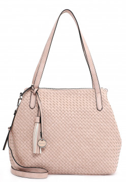 Tamaris Shopper Carmen mittel Pink 31075650 rose 650