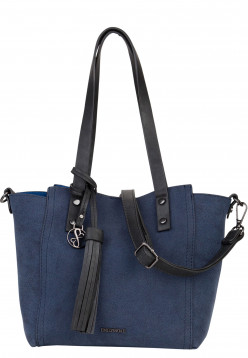 EMILY & NOAH Shopper Bag in Bag Surprise Blau 460500 blue 500
