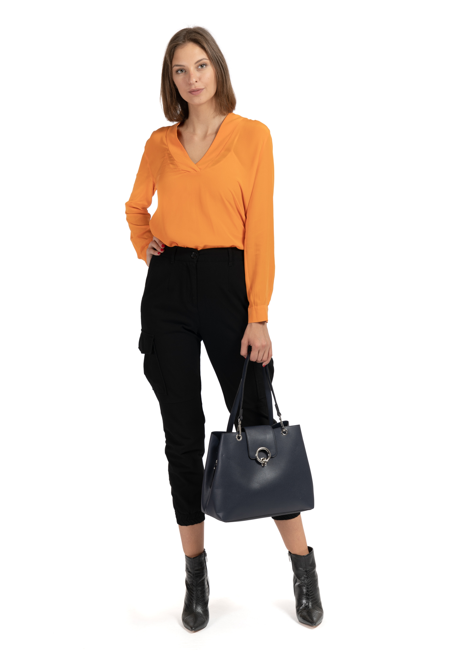 Shopper Linda groß