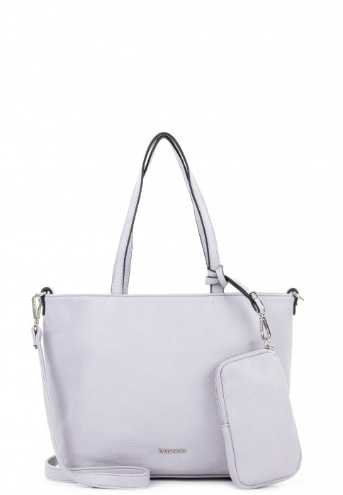 EMILY & NOAH Shopper Bag in Bag Surprise klein Lila 310621 lightlilac 621