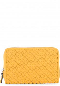 Tamaris Geldbörse mit Reißverschluss Amber Gelb 30435460 yellow 460
