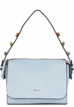 Tamaris Handtasche mit Reißverschluss Arabella mittel Blau 30171530 lightblue 530
