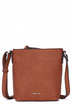 Tamaris Handtasche mit Reißverschluss Alessia klein Braun 30444700 cognac 700
