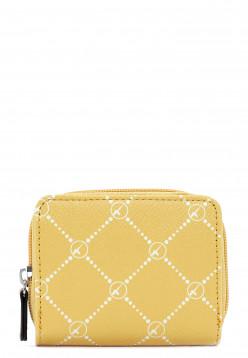 Tamaris Geldbörse mit Reißverschluss Anastasia Gelb 30113460 yellow 460
