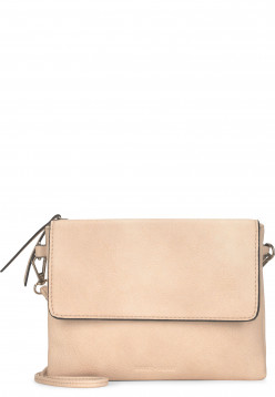 EMILY & NOAH Handtasche mit Überschlag Emma mittel Pink 61722650 rose 650
