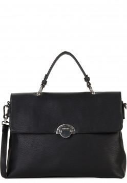 Handtasche mit Überschlag Naency groß