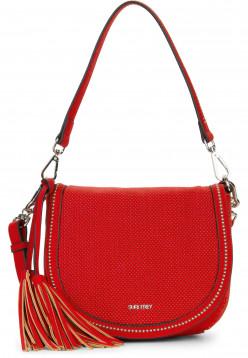 SURI FREY Handtasche mit Überschlag Romy Lony mittel Rot 12203600 red 600