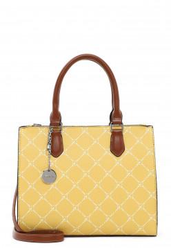 Tamaris Shopper Anastasia mittel Gelb 30708460 yellow 460