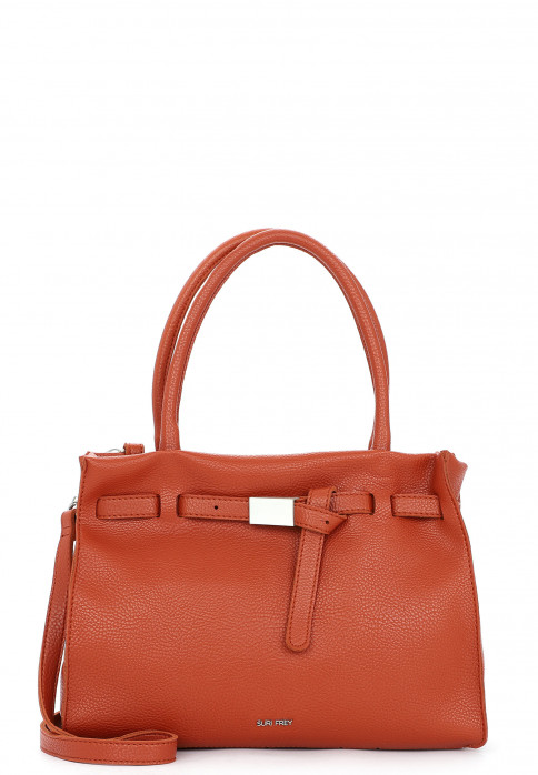 SURI FREY Shopper Sindy groß Orange 12582610 orange 610