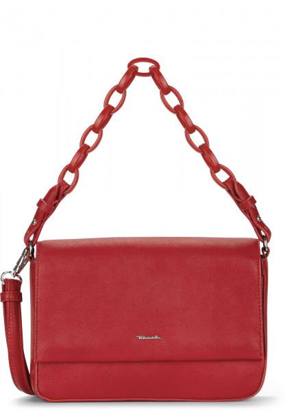 Tamaris Handtasche mit Überschlag Angela mittel Rot 30213600 red 600