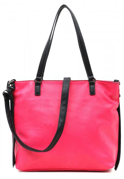 EMILY & NOAH Shopper Bag in Bag Surprise Pink 431671-1790 pink black 671D
