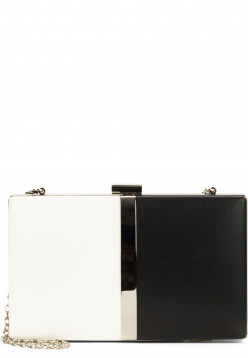 Tamaris Clutch Amalia Schwarz 30450103 black/white 103