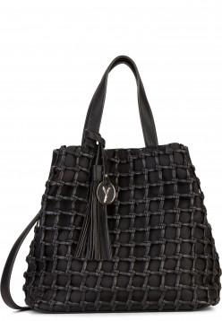 SURI FREY Shopper Cally mittel Schwarz 12392100 black 100