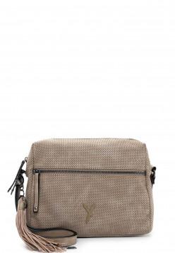SURI FREY Handtasche mit Reißverschluss Romy mittel Beige 11583420 sand 420