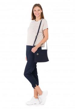 Tamaris Handtasche mit Reißverschluss Amber mittel Schwarz 30431100 black 100