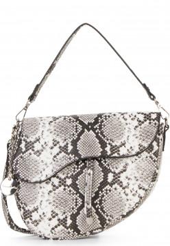 Tamaris Handtasche mit Überschlag Andrea groß Weiß 30183300 white 300