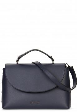 EMILY & NOAH Handtasche mit Überschlag Sabrina Blau 61823500 blue 500