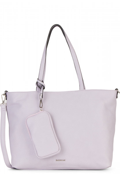 EMILY & NOAH Shopper Bag in Bag Surprise groß Lila 312621 lightlilac 621