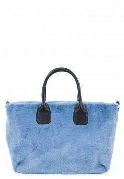 EMILY & NOAH Shopper Diana mittel Special Edition Blau 62421560 steelblue 560
