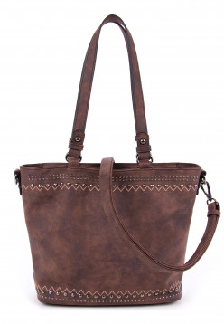 EMILY & NOAH Shopper Siggi Braun 61894200 brown 200