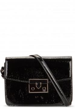 EMILY & NOAH Handtasche mit Überschlag Susi Schwarz 61811100 black 100