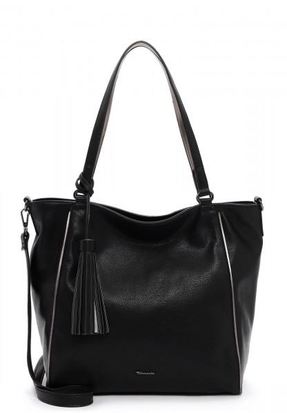 Tamaris Shopper Birte groß Schwarz 30623100 black 100