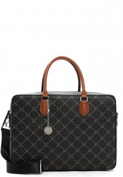 Tamaris Businesstasche Anastasia groß Schwarz 30703100 black 100