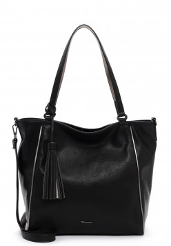 Tamaris Shopper Birte groß Schwarz 30623100 black 100