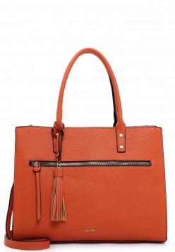 SURI FREY Shopper Netty groß Orange 12693610 orange 610