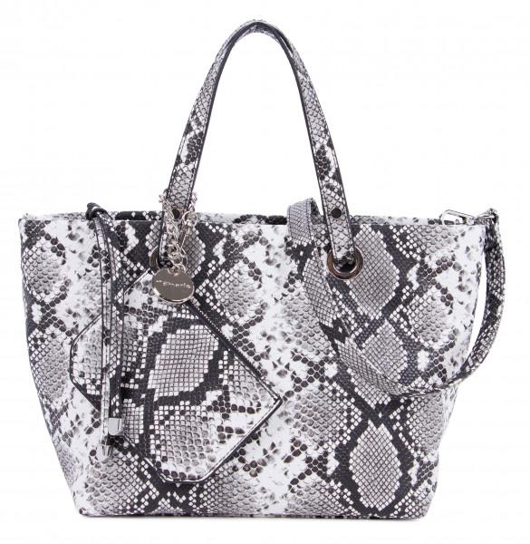 Tamaris Shopper Andrea klein Weiß 30184300 white 300