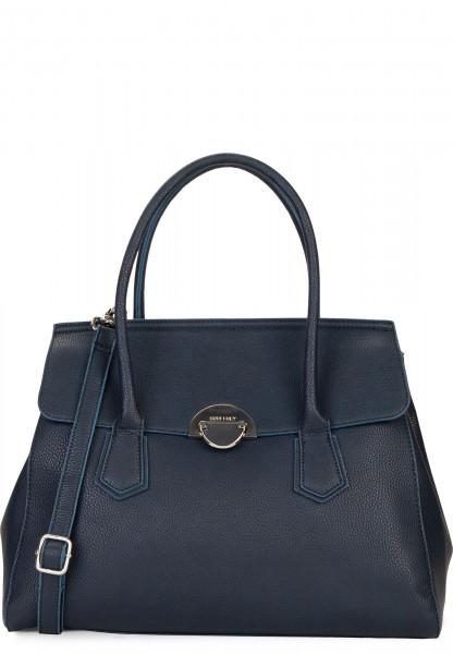 SURI FREY Shopper Naency groß Blau 12315500 blue 500