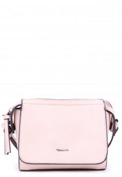 Tamaris Handtasche mit Reißverschluss Arabella klein Pink 30170650 rose 650
