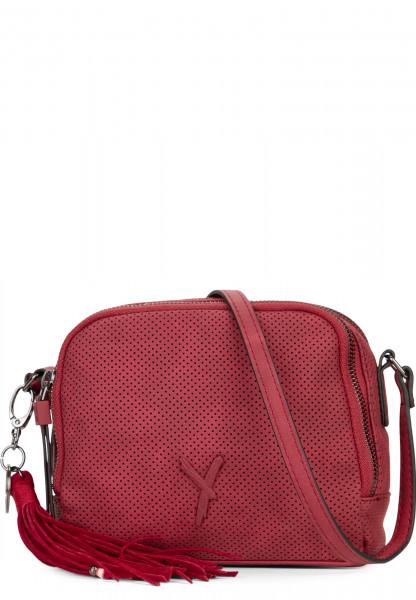 SURI FREY Handtasche mit Reißverschluss Romy Rot 11900600 red 600