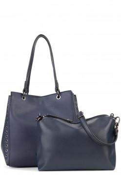 SURI FREY Shopper Krissy Blau 11961500 blue 500