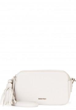 SURI FREY Handtasche mit Reißverschluss Patsy klein Weiß 12270300 white 300