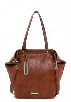 EMILY & NOAH Shopper Erna groß Braun 62886700 cognac 700