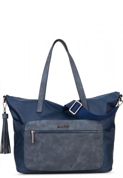 SURI FREY Shopper Daggy Blau 11973500 blue 500