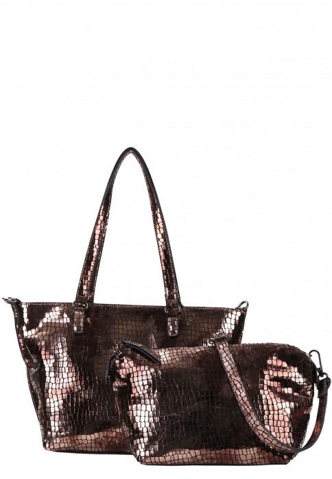 EMILY & NOAH Shopper Michaela Special Edition Bronze C60033220-1790 bronze 220