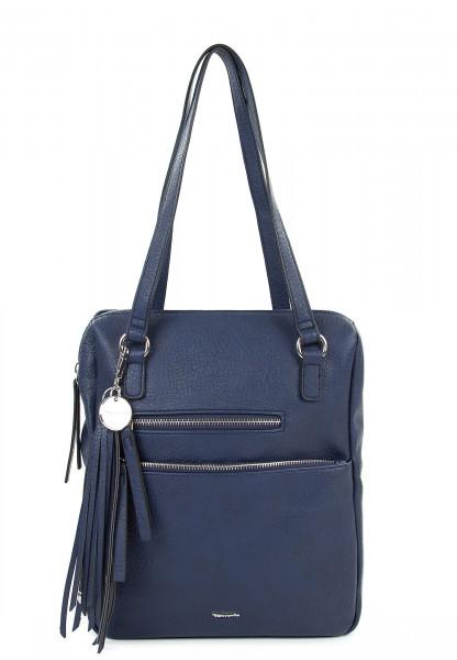 Tamaris Rucksack Adele groß Blau 30480500 blue 500