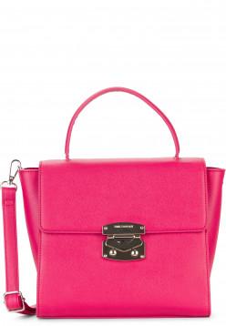 EMILY & NOAH Handtasche mit Überschlag Luca mittel Pink 62182670 pink 670