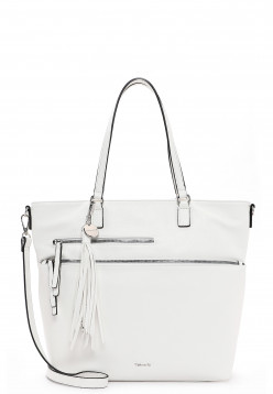 Tamaris Shopper Adele groß Weiß 30484300 white 300