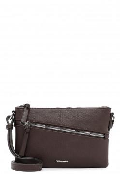 Tamaris Handtasche mit Reißverschluss Alessia klein Braun 30441200 brown 200